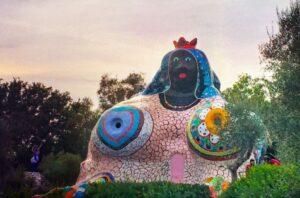 Tarot Garden Kejsarinnan Empress