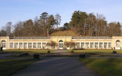 Vinterträdgårdar och Orangeri